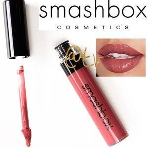 4/$25 Smashbox Be Legendary Lipstick Mauve Wife